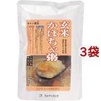 コジマフーズ 玄米かぼちゃ粥 ( 200g*3コセット )