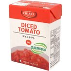 キアーラ ダイストマト 食塩無添加 ( 390g )