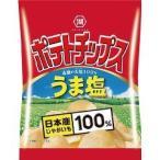 湖池屋 小袋ポテトチップス うま塩 ( 28g )/ 湖池屋(コイケヤ)