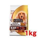 (訳あり)愛犬元気 ベストバランス ミニチュア・ダックスフンド用 成犬用 ( 1kg )/ 愛犬元気 ベストバランス