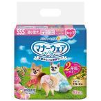 マナーウェア 女の子用 SSSサイズ 超小型犬用 ( 42枚入 )/ マナーウェア