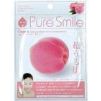 ピュアスマイル エッセンスマスク ピーチ ( 1枚入 )/ ピュアスマイル(Pure Smile)