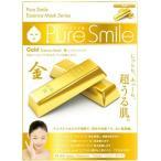 ピュアスマイル エッセンスマスク 金 ( 1枚入 )/ ピュアスマイル(Pure Smile)
