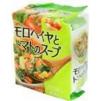 スープ生活 モロヘイヤとトマトのスープ ( 6.5g*4食入 )/ スープ生活