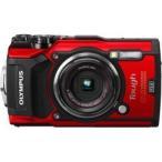 オリンパス コンパクトデジタルカメラ TOUGH TG-5 レ