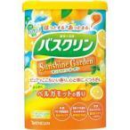 バスクリン サンシャインガーデン ベルガモットの香り ( 600g )/ バスクリン ( 入浴剤 )