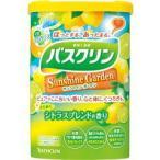 バスクリン サンシャインガーデン シトラスブレンドの香り ( 600g )/ バスクリン ( 入浴剤 )