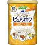バスクリン ピュアスキン 贅沢なめらか肌 ( 600g )/ ピュアスキン ( 入浴剤 乾燥対策 )