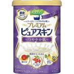 バスクリン ピュアスキン 贅沢つややか肌 ( 600g )/ ピュアスキン ( 入浴剤 乾燥対策 )