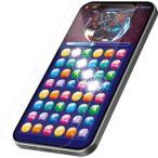 エレコム iPhone12 mini ガラスフィルム 硬度9H 0.33mm ゲーム 角強化 PM-A20AFLGGES ( 1枚 )