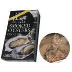 スモーク牡蠣缶詰 牡蠣のアヒージョ ( 80g )