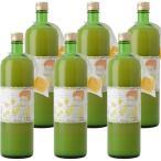 有機レモン果汁ストレート100% ( 900ml*6本入 )/ かたすみ