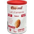 エコミル 有機アーモンドミルクストレート パウダー 無糖 ( 400g )/ エコミル(EcoMil)