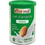 エコミル 有機アーモンドミルク パウダー アガベシロップ入 ( 400g )/ エコミル(EcoMil)