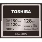 東芝 コンパクトフラッシュ EXCERIA 128GB CF-…