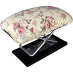 正座椅子 楽々 ワイドタイプ 携帯用 花柄 20121 ( 1コ入 )