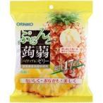 ぷるんと蒟蒻ゼリー パウチ パイナップル ( 20g*6コ入 )/ ぷるんと蒟蒻ゼリー