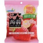 ぷるんと蒟蒻ゼリー パウチ イチゴ ( 20g*6コ入 )/ ぷるんと蒟蒻ゼリー