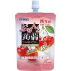 オリヒロ ぷるんと蒟蒻ゼリー スタンディング さくらんぼ ( 130g*8コ入 )/ ぷるんと蒟蒻ゼリー
