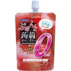 ぷるんと蒟蒻ゼリー スタンディング カロリーゼロ 蜜りんご ( 130g*8個 )/ ぷるんと蒟蒻ゼリー