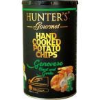 ハンター ポテトチップス ジェノベーゼバジル&ガーリック ( 150g )