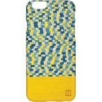 マンアンドウッド iPhone6 PLus 天然木ケースイエローサブマリン ホワイト I5002i6P ( 1コ入 )/ マン&ウッド(Man&Wood)
