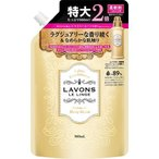 ラ・ボン 柔軟剤 シャンパンムーンの香り つめかえ用 超特大サイズ ( 960mL )/ ラ・ボン ルランジェ