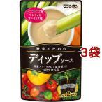 モランボン ディップソース アンチョビガーリック味 ( 100g*3コセット )