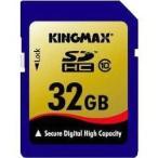 キングマックス 超高速SDHCカード 32GB クラス10 KM-SDHC10X32G ( 1コ入 )/ キングマックス(KINGMAX)