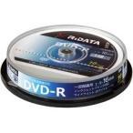 RiDATA 録画用 DVD-R D-RCP16X.PW10RD D ( 10枚入 )