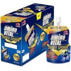 アミノバイタル ゼリー スーパースポーツ ( 100g*6コ入 )/ アミノバイタル(AMINO VITAL) ( アミノ酸ゼリー スポーツドリンク アミノ酸 )