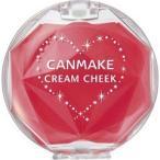 キャンメイク クリームチーク CL08 クリアキュートストロベリー ( 2.2g )/ キャンメイク(CANMAKE)