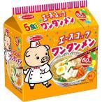 エースコック ワンタンメン 袋 ( 5食 )/ エースコック