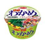 ミニわかめラーメン ごま・しょうゆ ( 1コ入 ) ( カップラーメン カップ麺 インスタントラーメン非常食 )