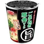 まる旨 豚骨ラーメン ( 1コ入 ) /  まる旨 ( カップラーメン カップ麺 インスタントラーメン非常食 )