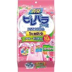 ピレパラアース つるだけスリム 柔軟剤の香りフローラルソープ ( 10コ入 )/ ピレパラアース