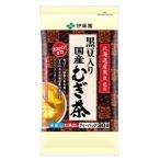 伊藤園 黒豆入り国産むぎ茶 ティーバッグ ( 8.0g*30袋入 )/ 伊藤園 ( 麦茶 )