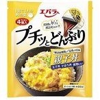 プチッとどんぶり 親子丼 ( 1人分*4コ入 )/ プチッと鍋