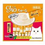 いなば チャオ ちゅ〜る とりささみ 海鮮ミックス味 ( 14g*20本入 )/ チャオシリーズ(CIAO)