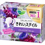 Yahoo!爽快ドラッグロリエ きれいスタイル ヒーリングブロッサム香り ( 72コ入 )/ ロリエ