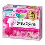 Yahoo!爽快ドラッグロリエ きれいスタイル ロマンティックローズの香り ( 72コ入 )/ ロリエ