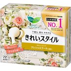 Yahoo!爽快ドラッグロリエ きれいスタイル スパークリングフルーツの香り ( 72コ入 )/ ロリエ