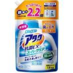 アタック 抗菌EX スーパークリアジェル つめかえ用 超特大サイズ ( 1.8kg )/ アタック 抗菌EX スーパークリアジェル ( kaosenta kaoatkcg )