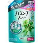 ハミング ファイン リフレッシュグリーンの香り つめかえ用 超特大サイズ ( 1.2L )/ ハミング ( 花王 kaojyuna kaohamfn )
