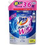 アタックNeo 抗菌EX Wパワー つめかえ ( 1300g )/ アタックNeo 抗菌EX Wパワー