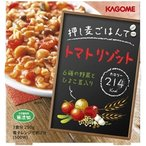カゴメ 押し麦ごはんでトマトリゾット ( 250g )/ 押し麦ごはんシリーズ ( レトルト インスタント食品 )