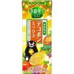 (訳あり)カゴメ 野菜生活100 デコポンミックス ( 200mL*12本入 )/ 野菜生活