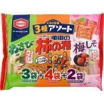 亀田の柿の種 3種アソート 9袋詰 ( 250g )/ 亀田の柿の種