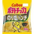 カルビー ポテトチップス のり塩パンチ ( 60g )/ カルビー ポテトチップス