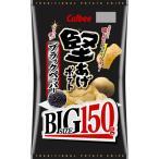 堅あげポテト ブラックペッパー ビッグサイズ ( 150g )